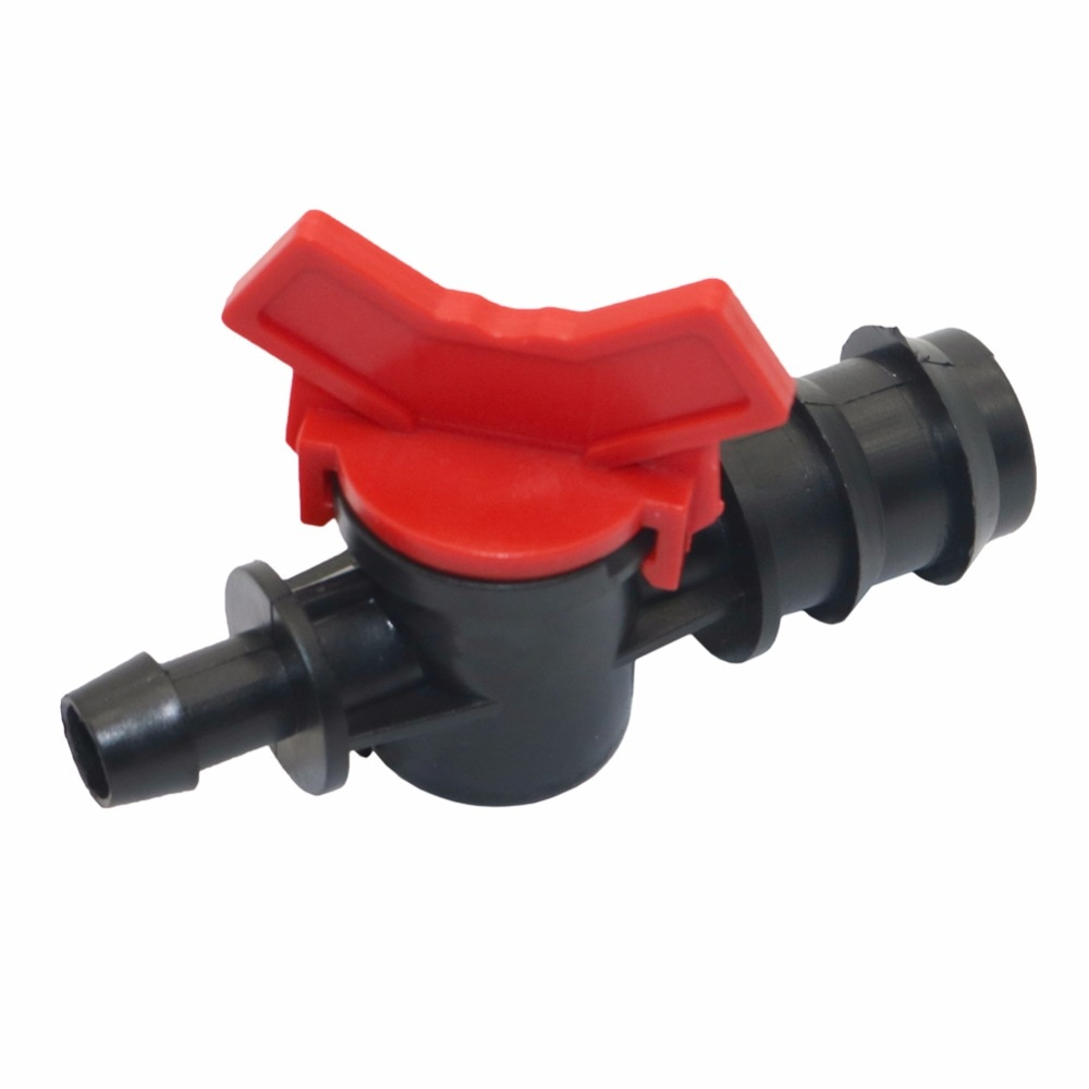 3 Pcs 20 mm to change 10mm Straight through the valve connections to a water pipe Garden irrigation tools