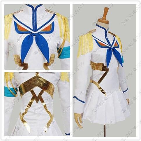KILL LA KILL Satsuki Kiryuin Cosplay de anime partido Cosplay disfraz uniforme envío gratis