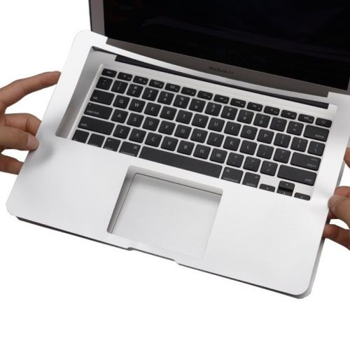 Proteção completa almofada de pulso resto capa pele para 2020 novo macbook 13 ar a2179 toque barra 13 15 (modelo a1989/a1706/a2159/a1707/a1990)