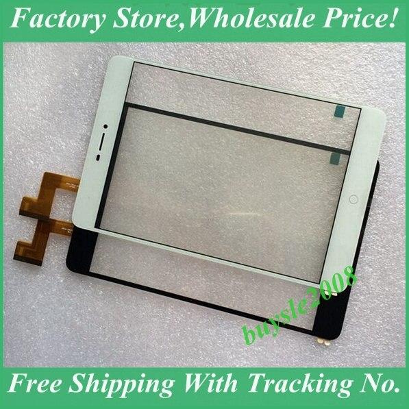 Nuevo para 7,85 pulgadas RoverPad Pro 7,85 3G tableta Panel táctil digitalizador de pantalla táctil Sensor de cristal reemplazo envío gratis