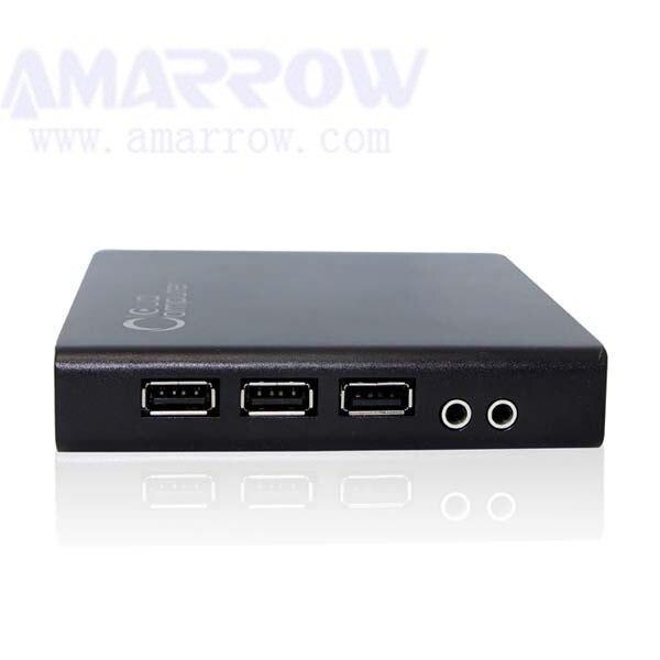Terminal Computer  Linux Thin client a computer Fl200 Dual Core 1.5Ghz ARM-A9 1GB RAM 4GB flash RDP 7.0 2