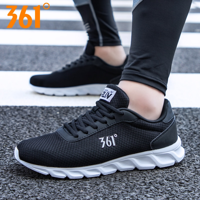 Neue 361 Runnig Schuhe Für Herren Wanderschuhe Sport Leben Atmungsaktive Turnschuhe Licht Komfort Sport Schuhe