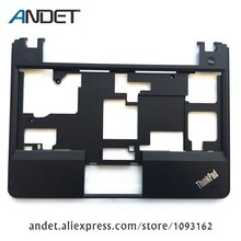 Neue Oirginl für Lenovo ThinkPad X121E E120 E125 Palmrest Ober Fall Tastatur Lünette Abdeckung 04W1902 04W1900