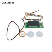 Free shipping SY - RF188 Mini 125KHZ RFID smart switch, embedded switch RFID card reader+2 pcs RFID tags