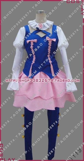 Aquarion Evol MIX Cosplay Costume Custom Any Size 1113