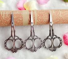 ZAKKA point de croix Bronze européen rétro classique Vintage Antique artisanat couture tailleur ciseaux artisanat bricolage outil