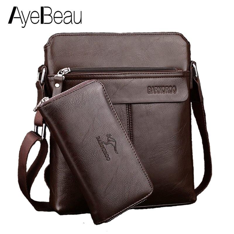 Sac principal bolso de hombro para hombre mensajero bolsa hombres, bolso y monedero de documento Bolsas bolso Kabelky