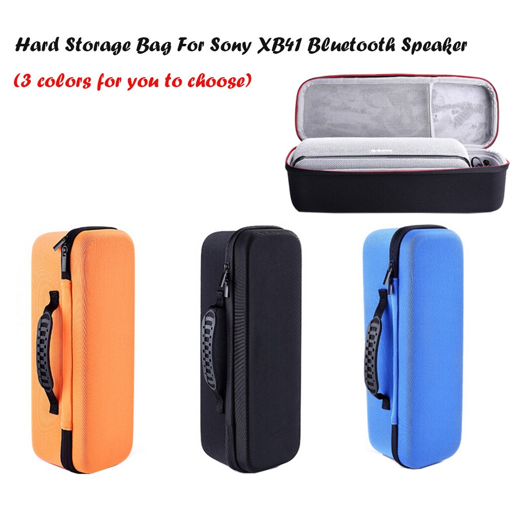 EVA Camera Bag Storage Waterproof Carrying Travel Shockproof Case Cover For Sony XB41 Bluetooth Speaker 19Feb18