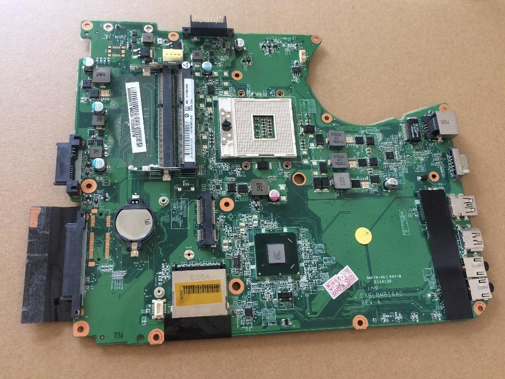 Placa base para ordenador portátil A000080670 para Toshiba Satellite L750 L755 A000081420 Tablero Principal DABLBMB16A0