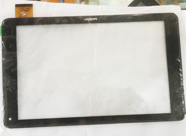 Nueva tableta de panel táctil de 10,1 pulgadas para WOLDER MITAB VERMONT, pantalla táctil digitalizadora