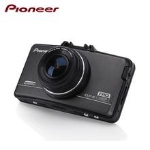 Pioneer-enregistreur vidéo DVR Full HD 1080P   Mini enregistreur vidéo noir 2.7 pouces avec capteur G GPS, Vision nocturne DVR30
