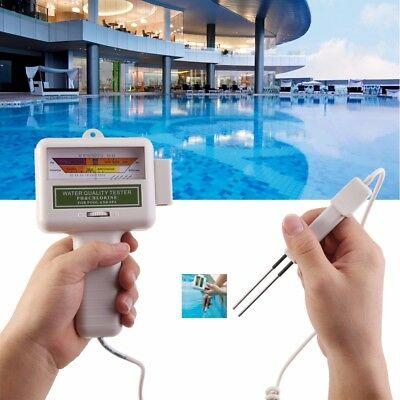 Medidor de PH PC101, Medición Portátil de calidad del agua, PH/CL2, medidor de PH de nivel de cloro