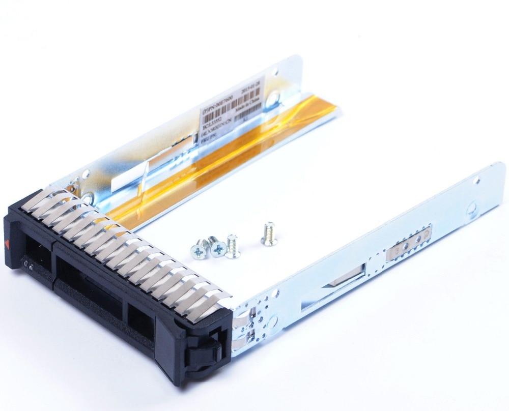 "IBM 00e7600 2,5 ""жесткий диск HDD лоток Caddy для IBM X3850 s812L S822L X3250 X3550 x3650 M5/M6 L38552"