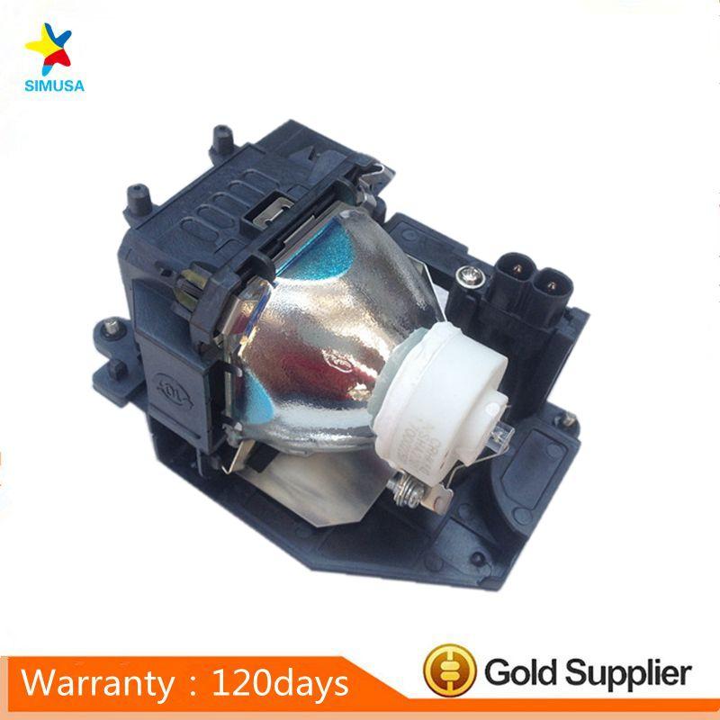 Lámpara de proyector compatible con bombilla NP14LP con carcasa para NEC NP305/NP310/NP405/NP410/NP510/NP510G
