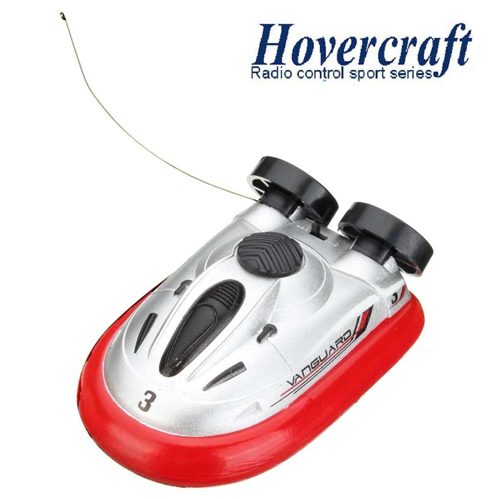 Hot Sale New Arrival 4 Color Mini Micro I/R RC Remote Control Sport Hovercraft Hover Boat Toy 777-220 FSWB enlarge