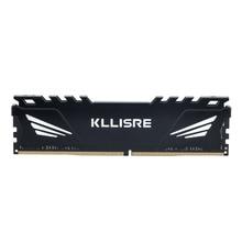 Kllisre ram ddr4 4GB 8GB 16GB pamięci 2133MHz 2400MHz 2666MHz 1.2V pulpit dimm wysokiej kompatybilny