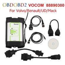 Plus récent pour Volvo 88890300 Vocom Interface camion outil de Diagnostic pour UD/Mack/Volvo Vocom 88890300 mise à jour en ligne livraison gratuite