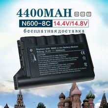14.4V 4400MAh batterie dordinateur portable 229783-001 232633-001 250848-B25 293817-001 301952-001 PP2040 PP2041F Pour HP COMPAQ Evo N600 N600C
