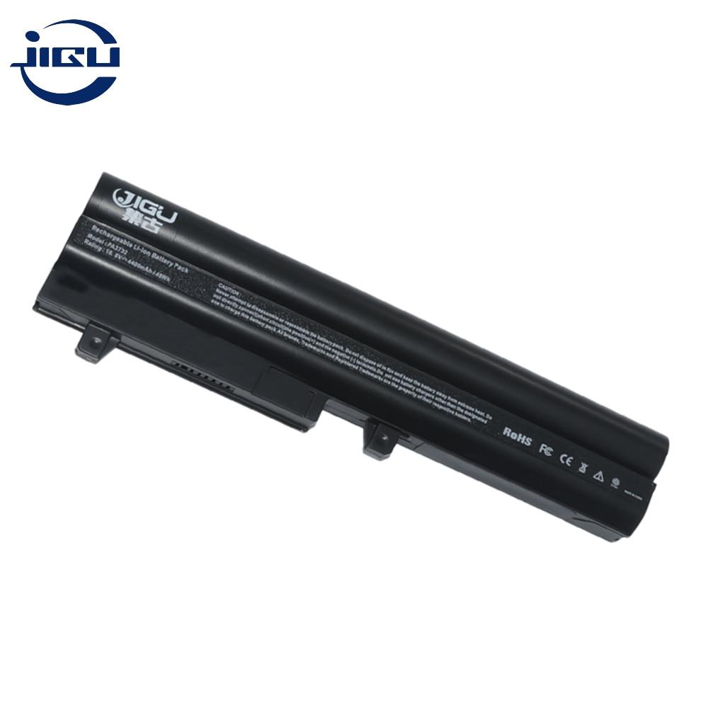 Jigu 6 Cellen Laptop Batterij Voor Toshiba PA3732U-1BAS PA3734U-1BRS PABAS209 PABAS211 NB202 NB203 NB201 NB200 NB200-00P NB200-10Z