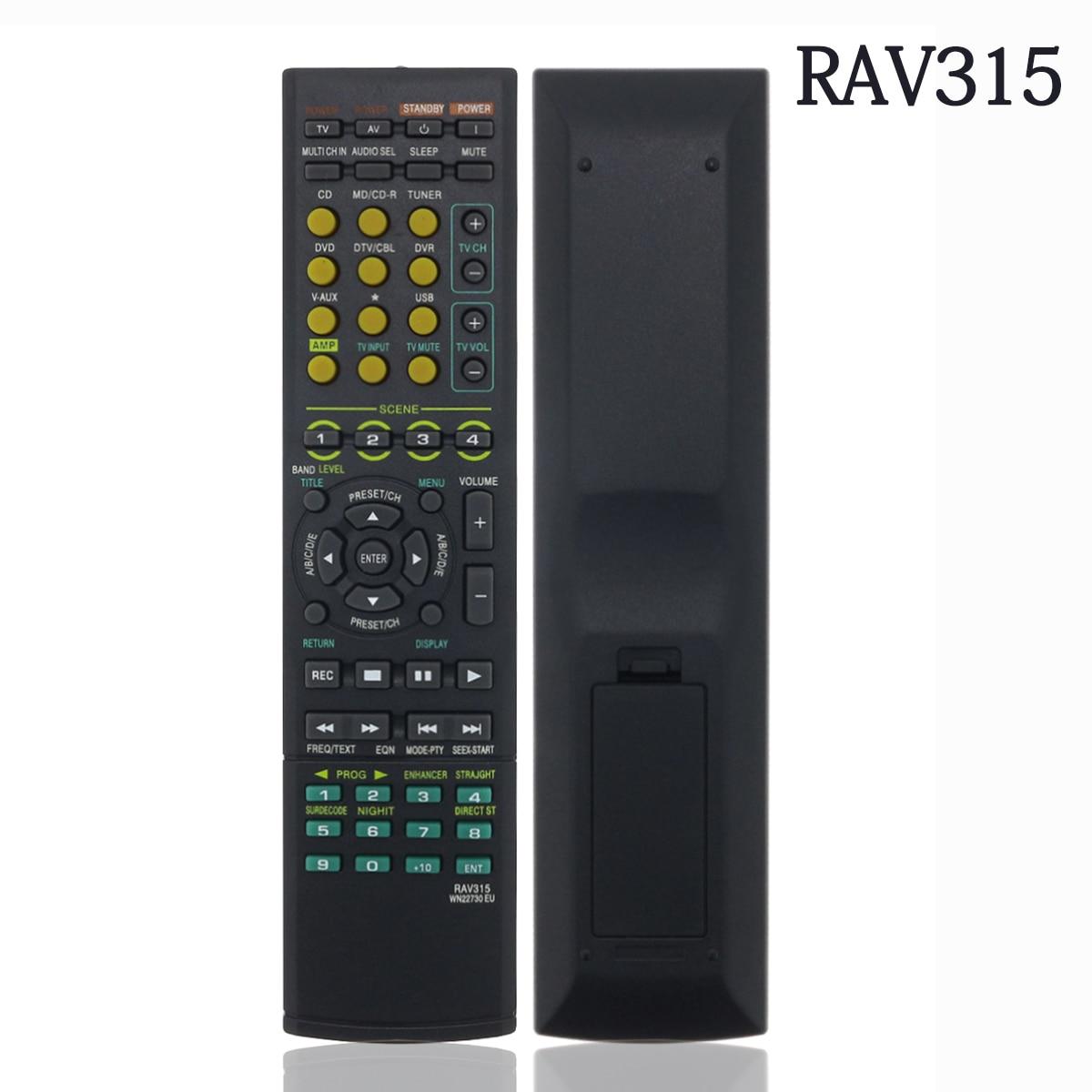 universal Remote Control For YAMAHA RAV315 YHT380 WJ409300 HTR-6040 WN22730 HTR-6050 Audio Receiver