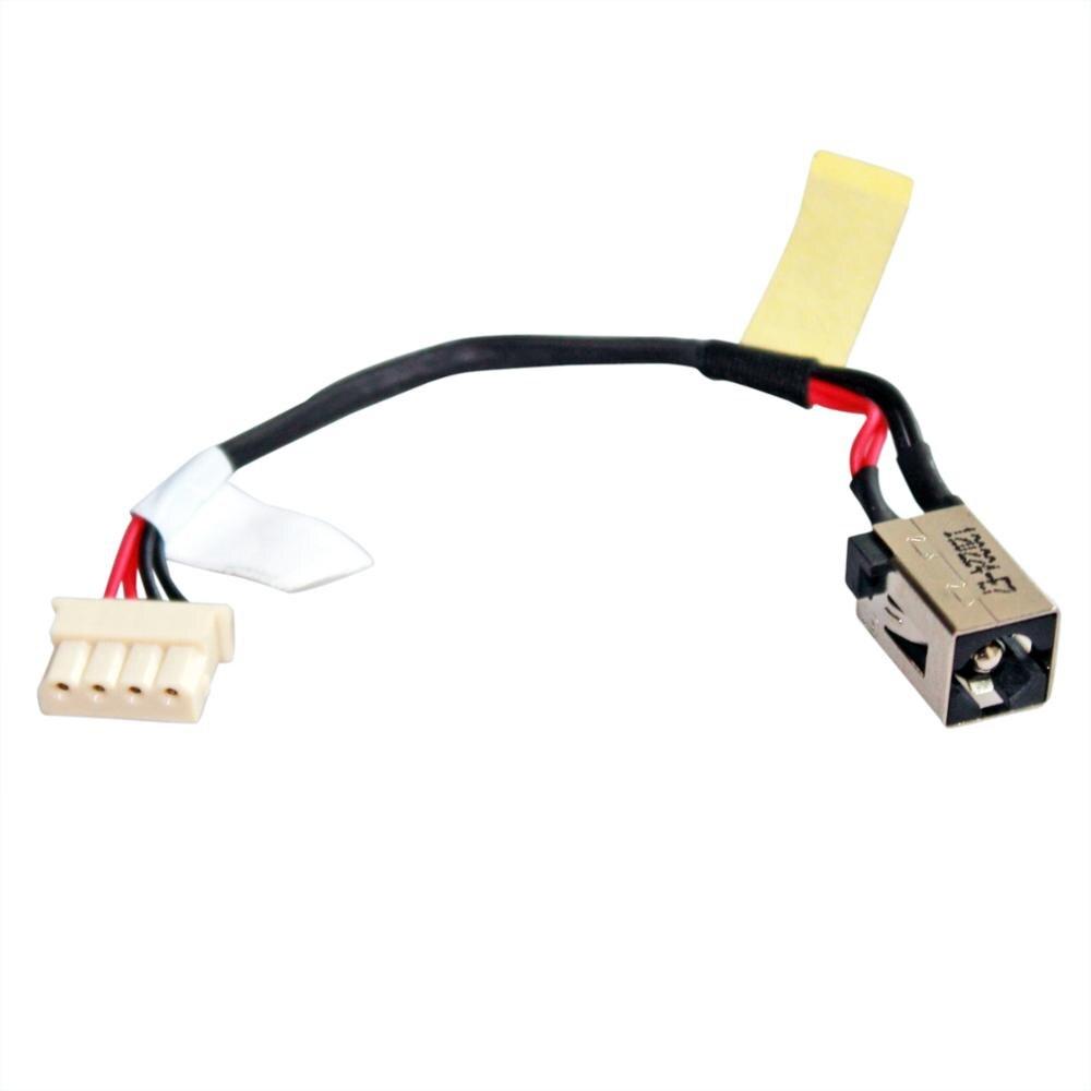 Cable de alimentación de CC para TOSHIBA SATELLITE L840 L840D L845 L845D DD0BY3AD000