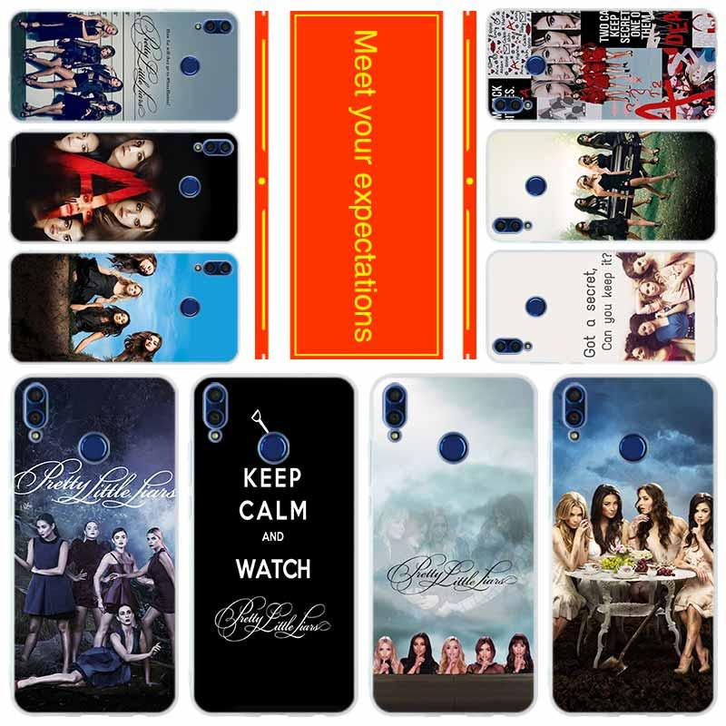 Чехол для телефона Huawei Honor 20 10i Cover 9a 8a 7x 7a Pro 30 30s 9 10 lite 8X max X10 Pretty Little Liars tv