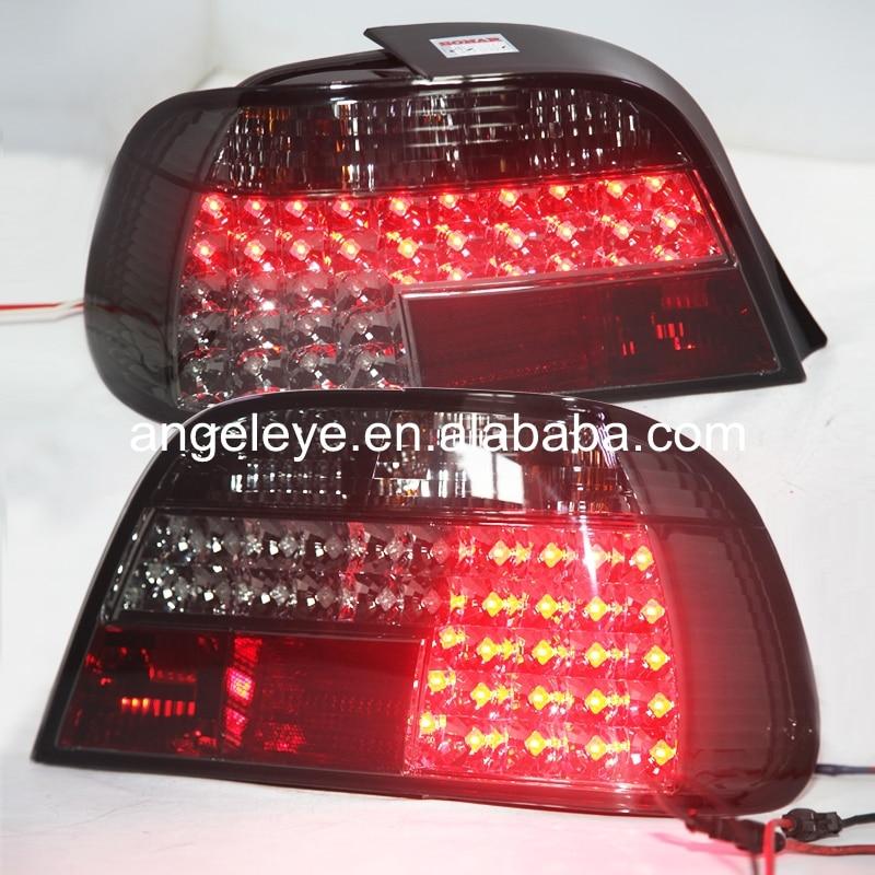 Para BMW para E38 728 730 740LI 735 750LI luz trasera LED 1994-Año 2002 negro ahumado Color SN