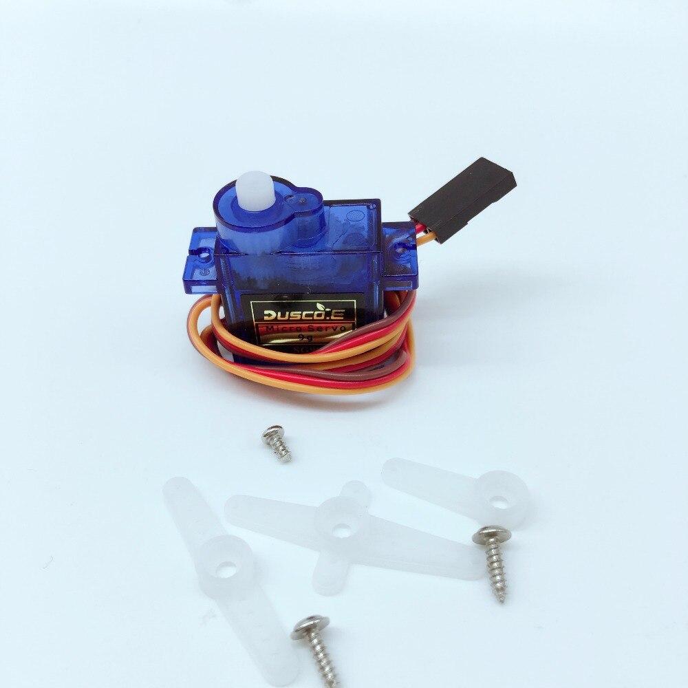 10 x SG90 9G мини микро Серводвигатель для �