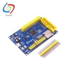 STM32 bordo di centro, scheda di sviluppo, LCD scheda di valutazione con la parola stock STM32F103RCT6 circuito integrato