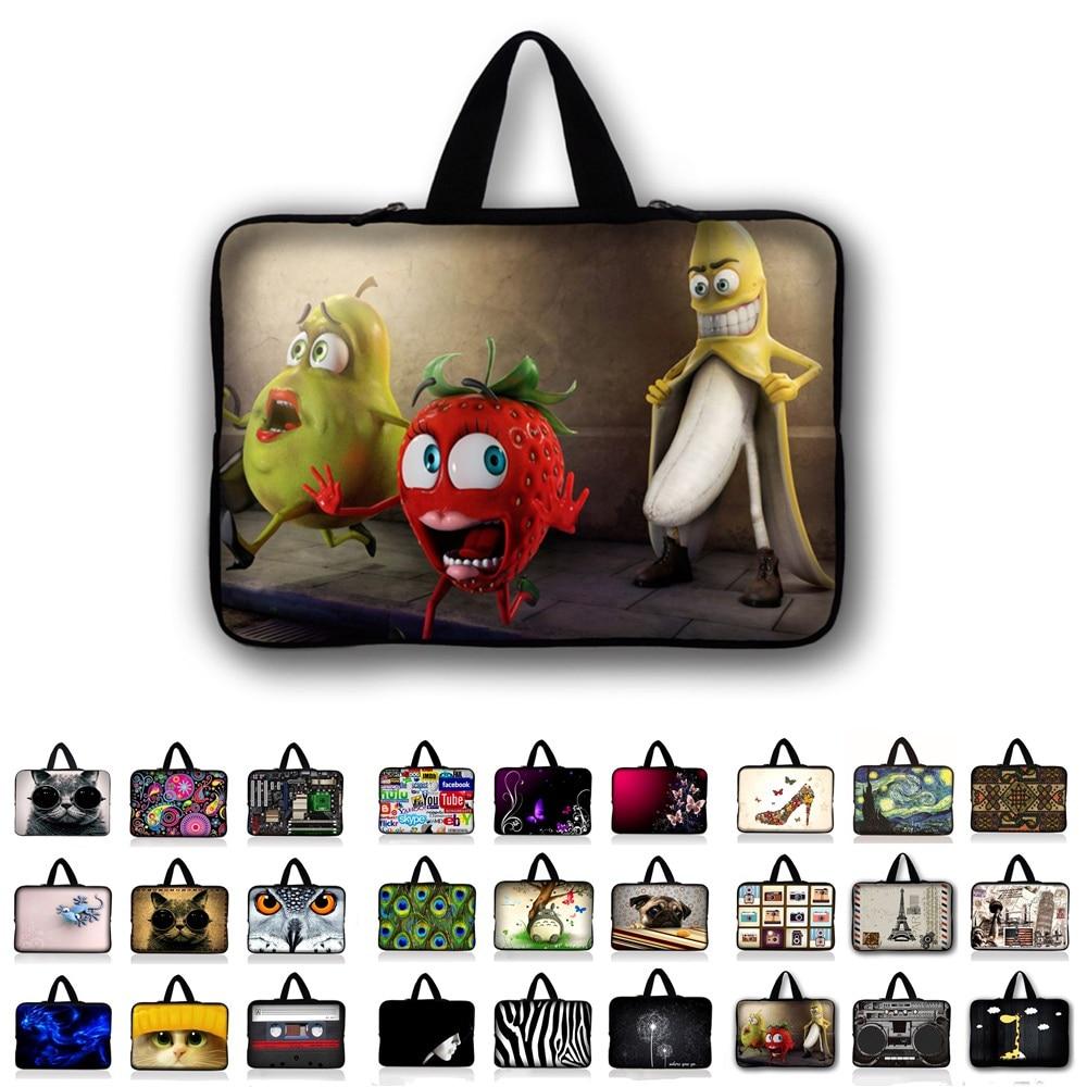 Fashion Laptop Bag Tablet Sleeve 10 10.1 10.2 11.6 13 13.3 13.4 15 15.4 15.5 15.6 inch Netbook Sleev