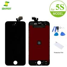 For iPhone 5s 5 5C LCD Display Touch Screen Digitizer Assembly Replacement Accessories + Tools For 5