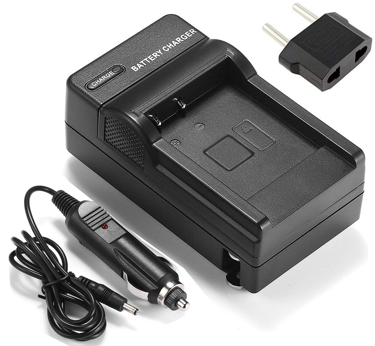 Carregador de Bateria para Pentax Dli88 e Pentax Optio W90 Ws80 Câmera Digital D-li88 H90 P70 P80