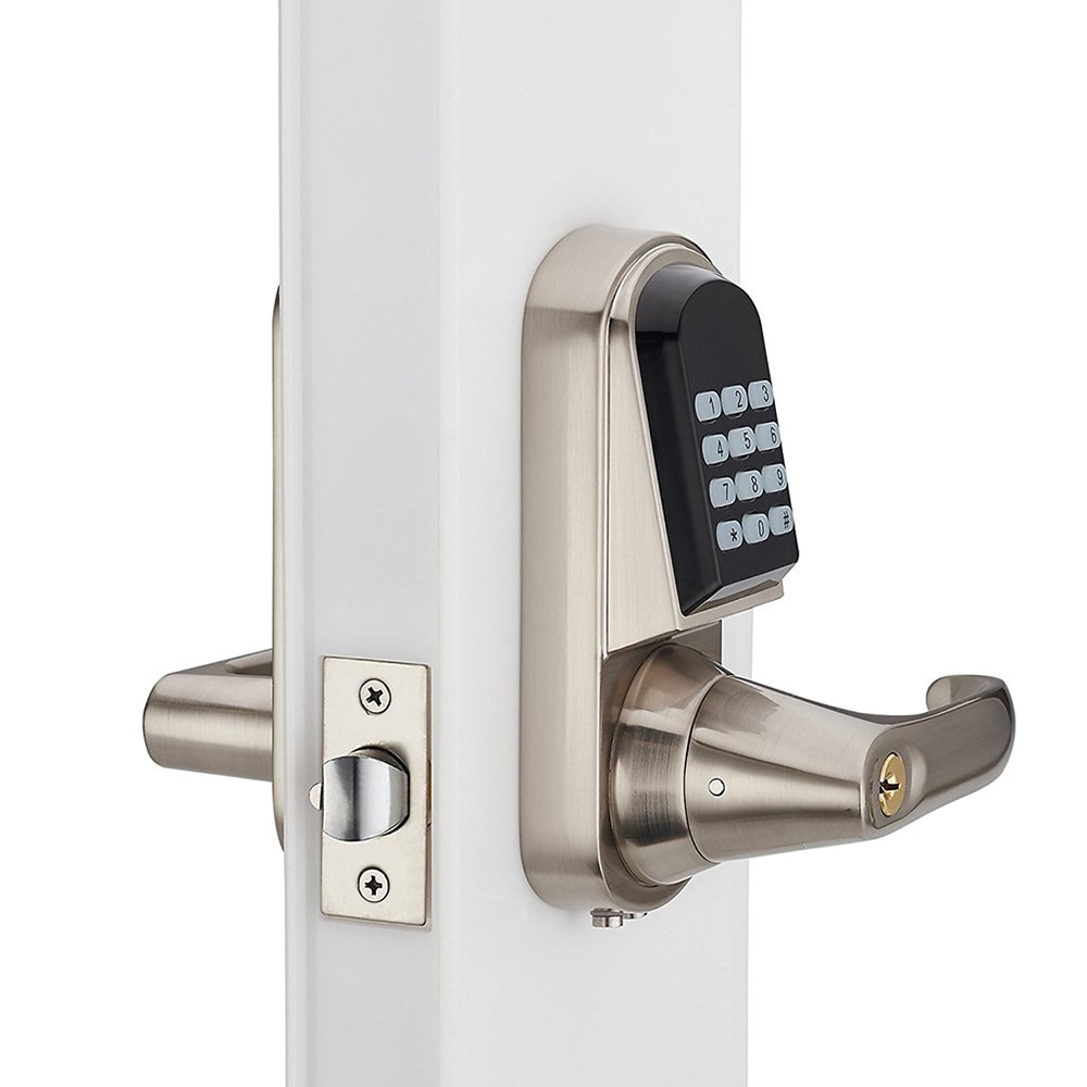 Smart Phone TTLock App Control Bluetooth Door Lock Electronic Digital Keypad Wifi Door Locks