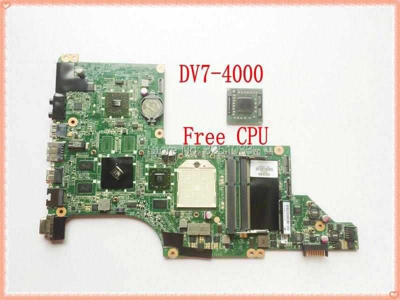 630834-001 ل جناح HP dv7-4274nr DV7-4000 دفتر dv7-4000 اللوحة المحمول 6550/1 جرام 100% اختبار