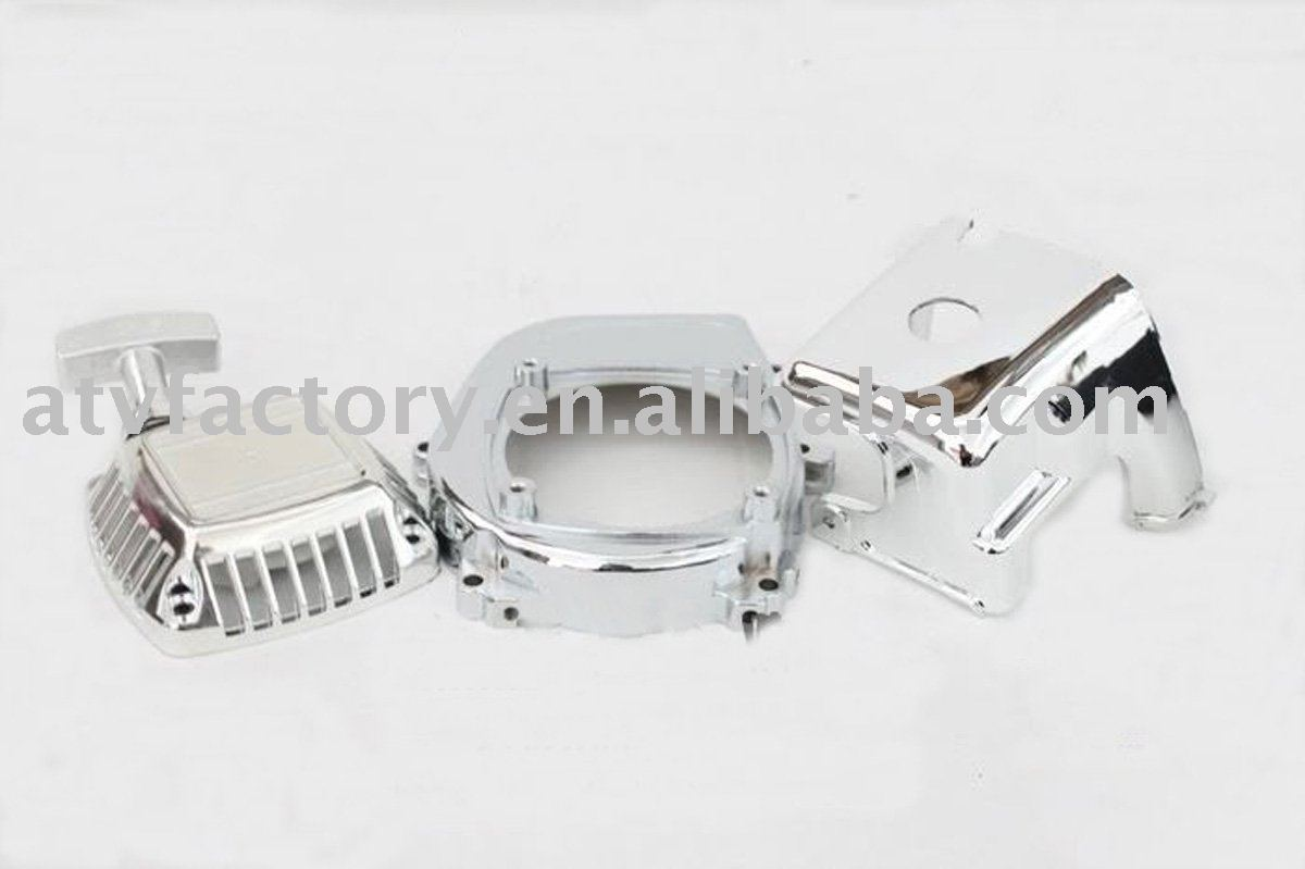 baja electroplated parts