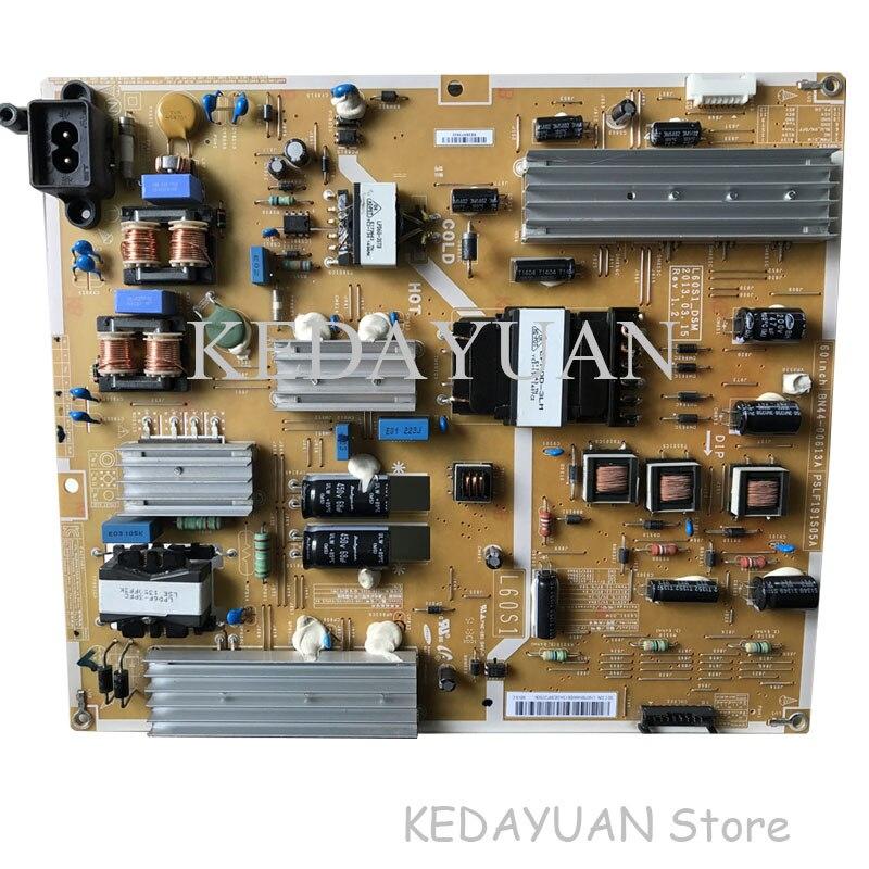 Envío Gratis 100% prueba trabajo para samgsung UA60F6300AJ placa de potencia BN44-00613A PSLF191S05A L60S1_DSM