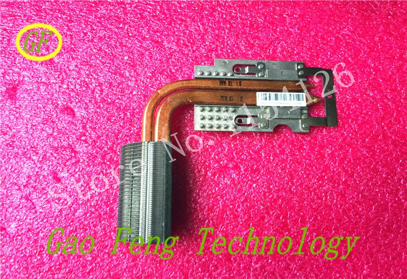 ¡Venta al por mayor! disipador térmico gt60 MSI gx660r GT70 CPU E31090034TA902A41001389 prueba de 100% OK