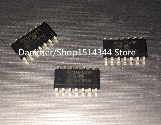 PIC16F1455 PIC16F1455-I PIC16F1455-I/SL nuevos SOP14 10 unids/lote aliexpress