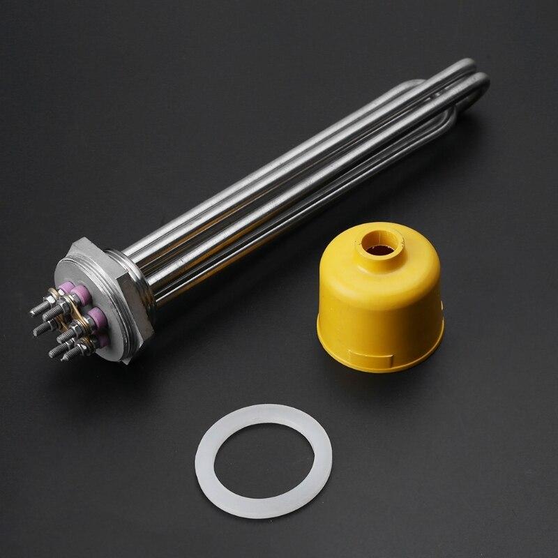 DN32 Gewinde Heizung Rohr Wasser Heizung Elektrische Immersion Element Booster 10166