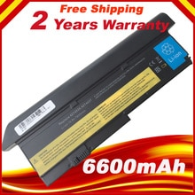7800 mAh Batterie Pour LENOVO ThinkPad X200 X200S X201 X201i X201S 42T4834 42T4835 43R9254 42T4537 42T4541 42T4536 42T4538