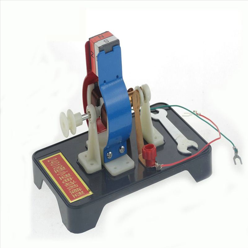 Modelo pequeno do motor/equipamento destacável do experimento da física do conjunto instrumento de ensino elétrico