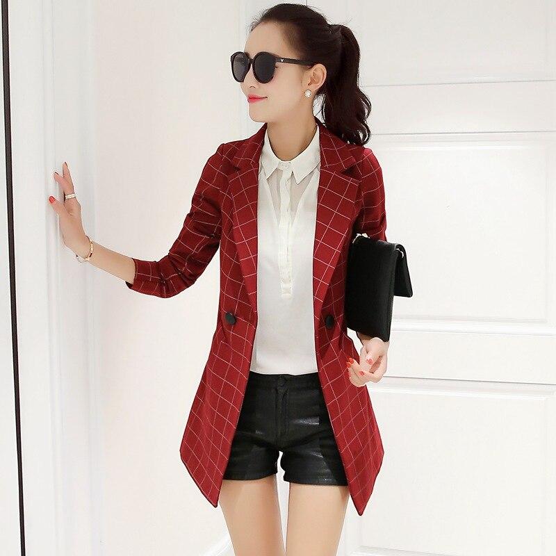 جاكيت نسائي منقوش AL617 ، ملابس نسائية ، بدلة صغيرة ذات نوعية جيدة ، نحيف ، أكمام طويلة ، أزياء غير رسمية ، سترة برية ، مجموعة الربيع والخريف