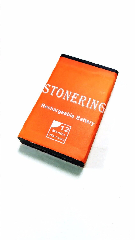 Stonering Bateria 2000 mAh Bateria de Substituição para Garmin 361-00053-00 Alpha 100 Handheld E1GR/VIRBELITE E2GR /VIRBELITE