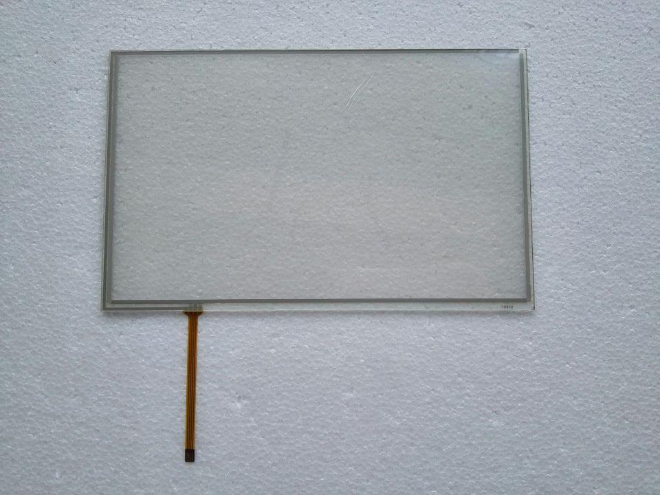 لوحة اللمس الزجاجية T0101201X871 ، لإصلاح لوحة HMI ~ افعلها بنفسك ، جديدة ومتوفرة