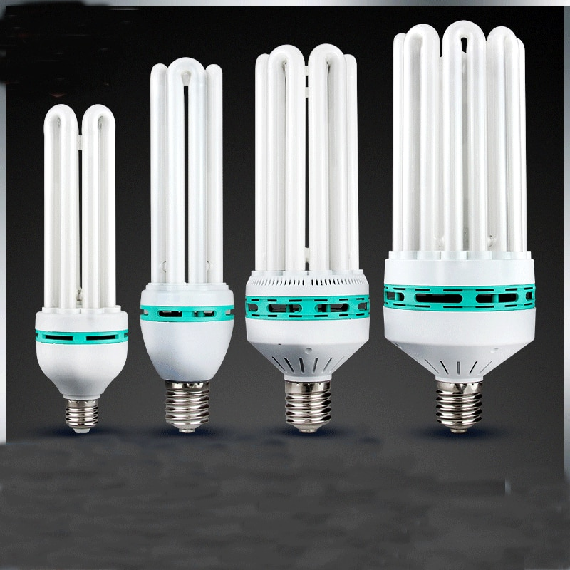 E27 4U 6U 8U 65W 150W 200W 350W led energy saving tube high power bulb home white light indoor bed r