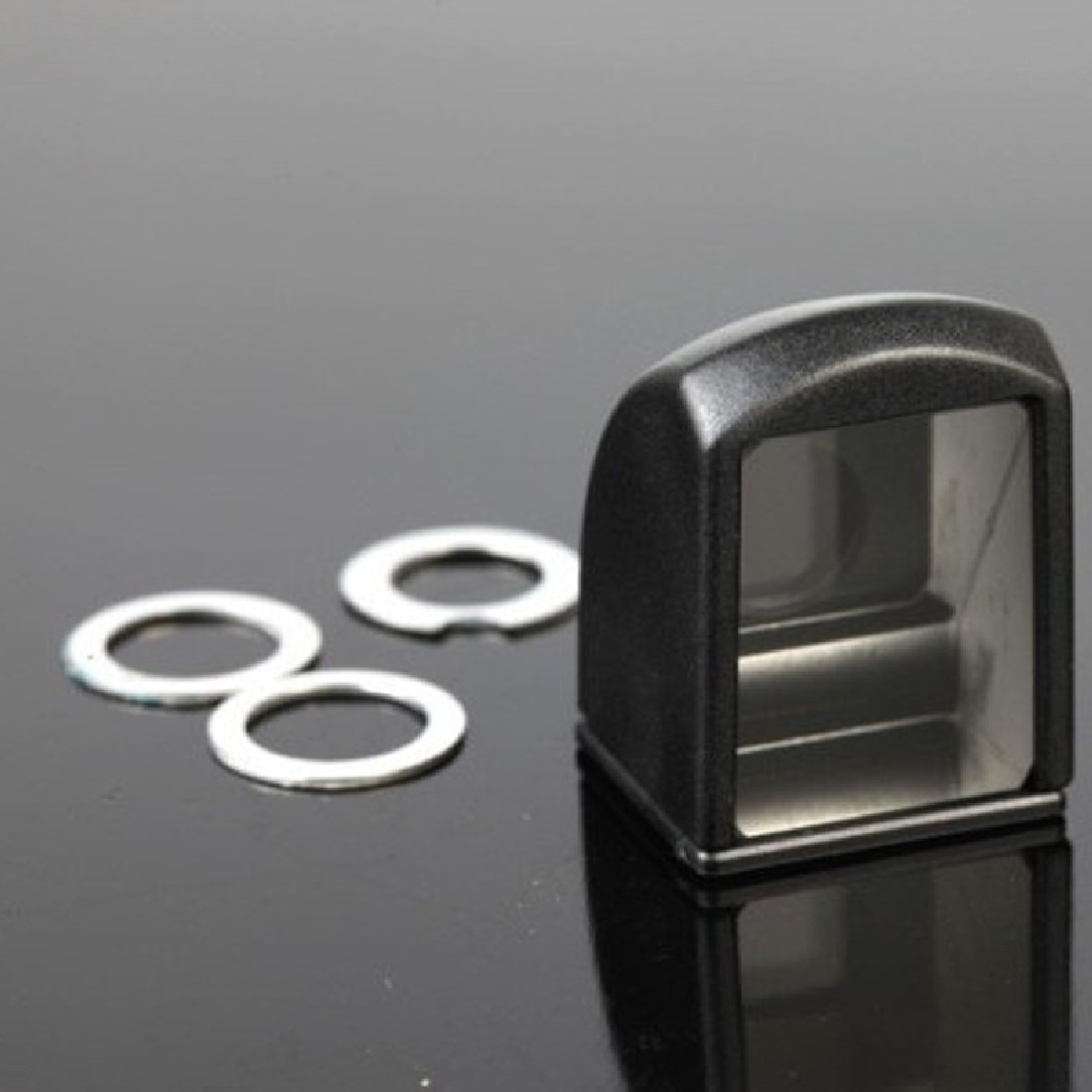 Etmakit Multi-ángulo Universal Mini objetivo del periscopio magnético desmontable lente de teléfono móvil para iPhone Samsung HTC