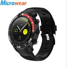 Original H8 Smart Watch Android 7.1 4G Sim WIFI 5MP Camera GPS Heart Rate Monitor 630Mah Big Battery Sport Smartwatch Men Clock