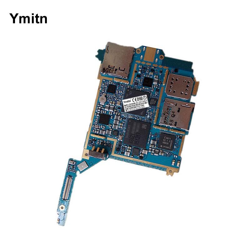 Original Ymitn desbloqueado con Chips de placa base para Samsung Galaxy S4 Zoom SM-C101 C101 placa base placas lógicas internacional ROM