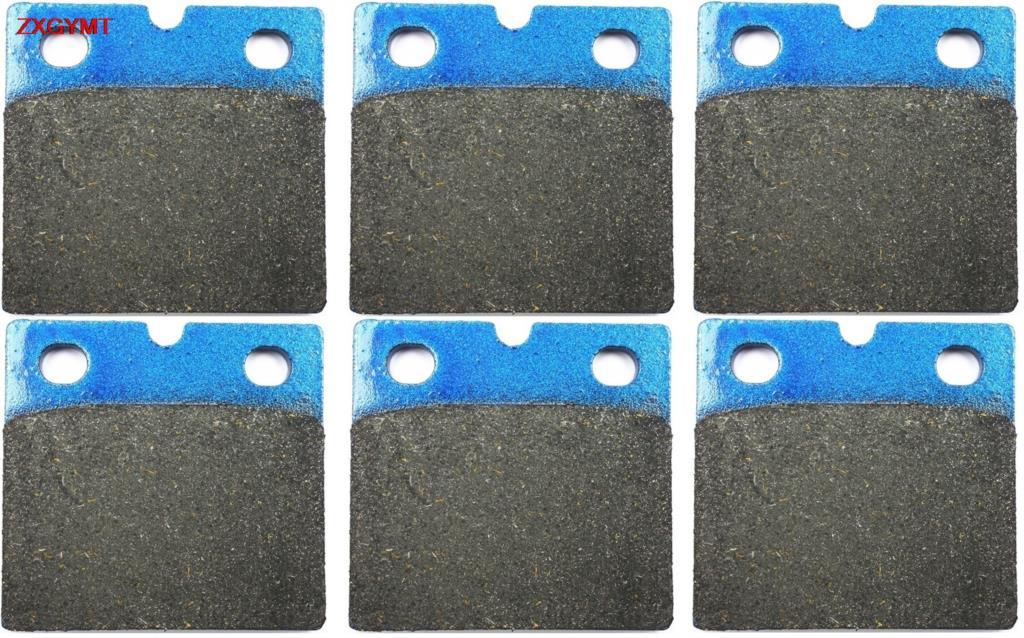 Sinter HH Brake Shoe Pads Set for MOTO-GUZZI T3 850 1975 - 1980 Front Rear 80 75 79 78 77 76