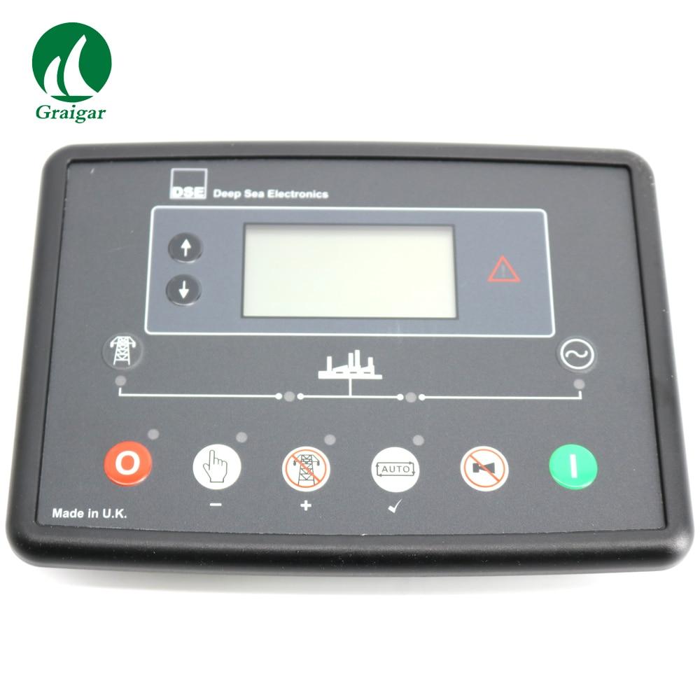 Original Deep Sea DSE6020MKII Electronics Generator Controller Genset Controller
